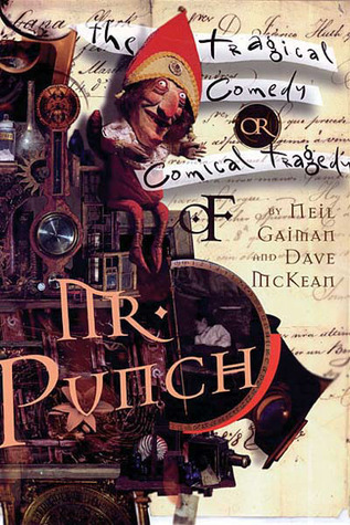 Mr. Punch by Gaiman and McKean