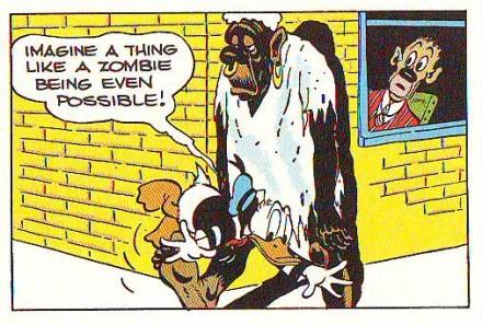 carl barks zombie