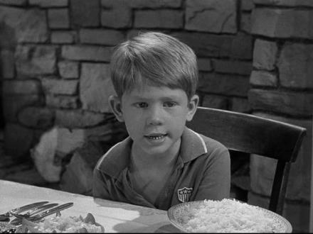Ron Howard durante l'Andy Griffith Sho