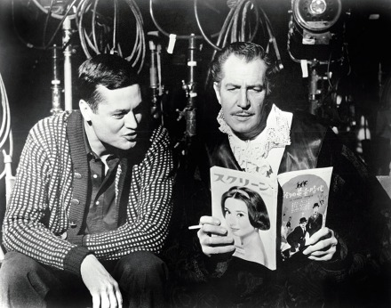 Roger Corman e Vincent Price